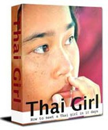Ebook cover: How To Meet A Thai Girl In 10 Days No Matter Where You Live!