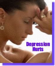 Ebook cover: Heal Depression Naturally