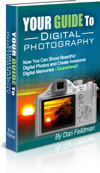 Ebook cover: Your Guide to Digital Photography
