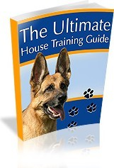 Ebook cover: House Training your Dog