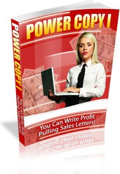 Ebook cover: You Can Write Profit Pulling Sales Letters
