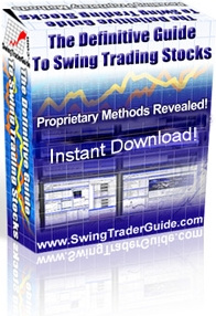 Ebook cover: Swing Trading - The Definitive Guide