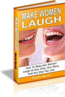 Ebook cover: Make Women Laugh