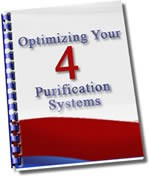 Ebook cover: Optimizing Your 4 Purification Systems