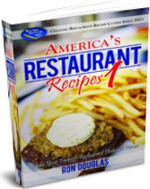 Ebook cover: America's Most Wanted Recipes