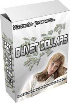 Ebook cover: Duvet Dollars