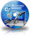 Ebook cover: Auto blogging