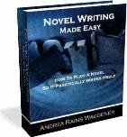 Ebook cover: Novel Writing Made Easy System
