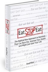 Ebook cover: Eat Stop Eat