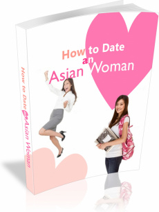 Ebook cover: How to Date an Asian Woman