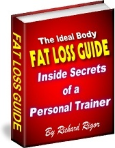 Ebook cover: The Ideal Body Fat Loss Diet Guide