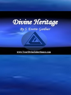 Ebook cover: Divine Heritage