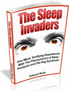 Ebook cover: The Sleep Invaders