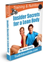 Ebook cover: Training and Nutrition
