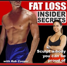 Ebook cover: Fat Loss Insider Secrets