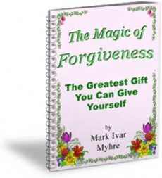 Ebook cover: The Magic of Forgiveness