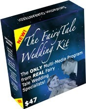 Ebook cover: Fairy Tale Wedding Kit