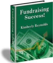 Ebook cover: Fundraising Success!