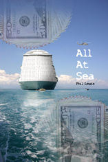 Ebook cover: All At Sea
