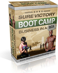 Ebook cover: Sure Victory: How To Design Boot Camp Workouts That Blast Fat And Build Power