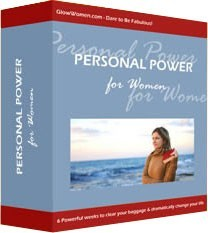 Ebook cover: Personal Power for Women