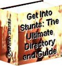 Ebook cover: Get Into Stunts