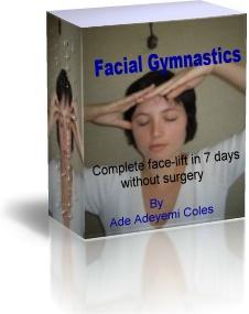 Ebook cover: Facial Gymnastics