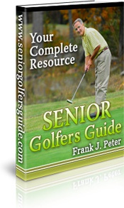 Ebook cover: Senior Golfer's Guide