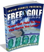 Ebook cover: Free Golf With Pay