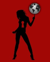 Ebook cover: It's a Woman's World... We Just Live in It!
