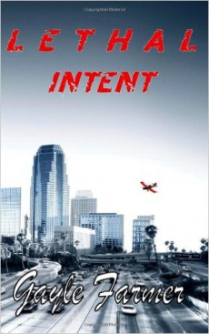 Ebook cover: Lethal Intent