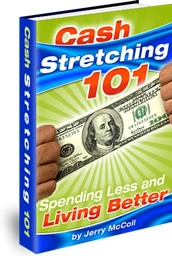 Ebook cover: Cash Stretching 101