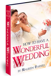 Ebook cover: How To Have A Wonderful Wedding