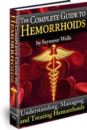 Ebook cover: The Complete Guide to Hemorrhoids