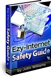 Ebook cover: Ezy-Internet Safety Guide