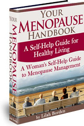 Ebook cover: Your Menopause Handbook