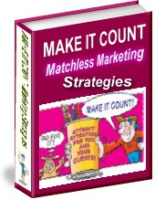 Ebook cover: MAKE-IT-COUNT