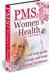 Ebook cover: PMS and Women's Health