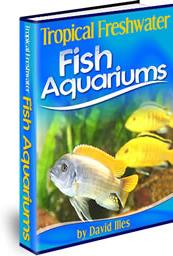Ebook cover: Tropical Freshwater Fish Aquariums