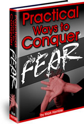 Ebook cover: Practical Ways To Conquer Fear