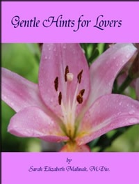 Ebook cover: Gentle Hints for Lovers