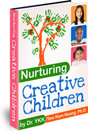 Ebook cover: Nurturing Creative Children