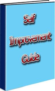 Ebook cover: Self Improvement Guide