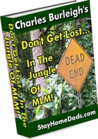 Ebook cover: Don't Get Lost In The Jungle of MLM