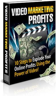 Ebook cover: Video Marketing Profits