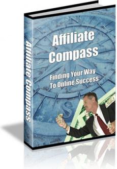 Ebook cover: Affiliate Compass