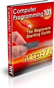 Ebook cover: Computer Programming 101