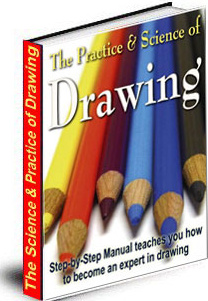 Ebook cover: The Practice and Science of Drawing