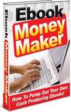 Ebook cover: eBook Money Maker