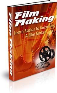Ebook cover: Film Making